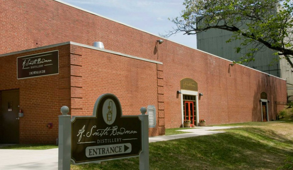 Image of A. Smith Bowman Distillery