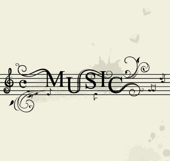 "image that says ""music"""