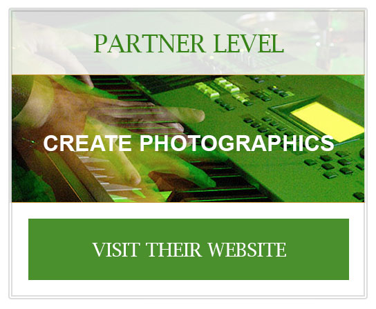 Create Photographics Partner Level Logo